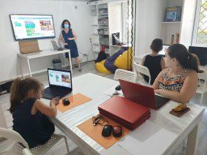 Curs de programare pentru copii IOTESA Kids la Exploratorii Cunoașterii - Cuibul Păsărelelor1