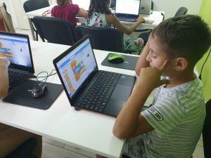 Curs de programare copii Iotesa Kids la After School Adventures Timișoara - Săptămâna animalelor2