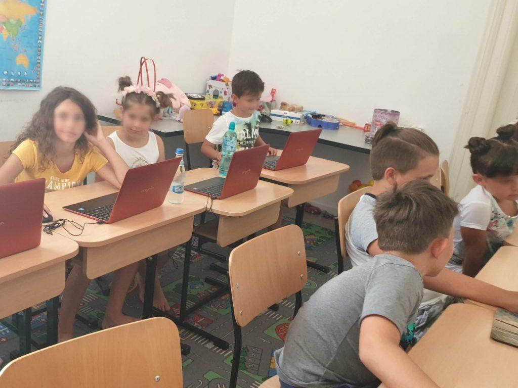 Curs programare pentru copii cu Iotesa Kids la Fritzi After School Timișoara - Trecerea anotimpurilor1