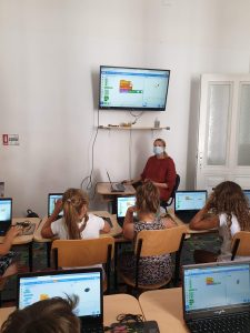Curs de programare pentru copii cu IOTESA Kids la Fritzi After School Timișoara - Ce animal este acesta2