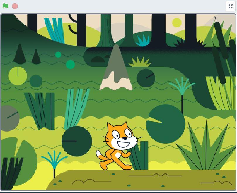 Curs programare pentru copii cu Iotesa Kids - Trecerea anotimpurilor
