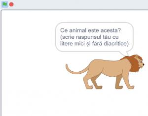 Curs de programare cu Iotesa Kids la Afterschool Exploratorii Cunoașterii Timișoara - Jocul cu animale5