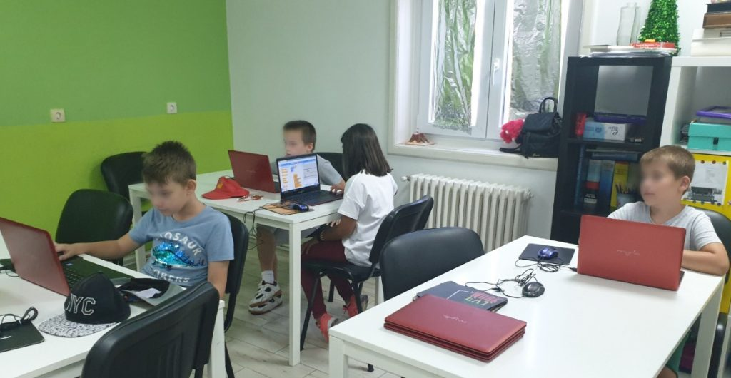 Curs de programare cu Iotesa Kids la Adventures After School Timișoara - Computerul și ajutoarele lui5