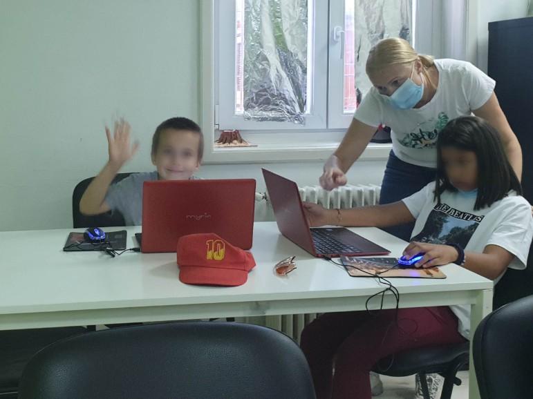 Curs de programare cu Iotesa Kids la Adventures After School Timișoara - Computerul și ajutoarele lui7