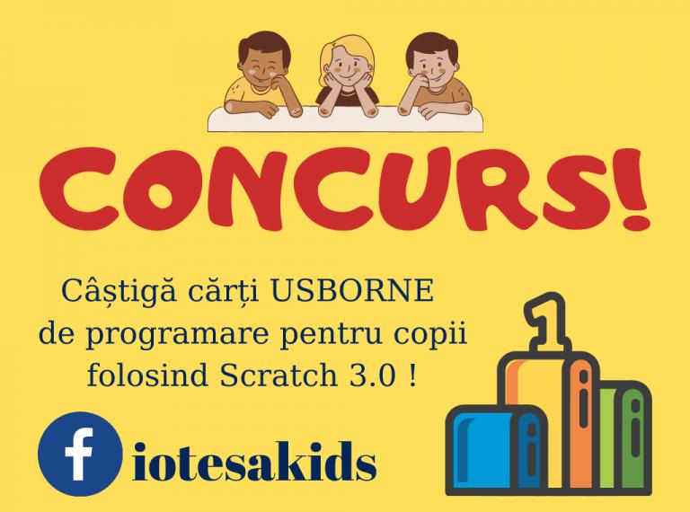 concurs programare pentru copii