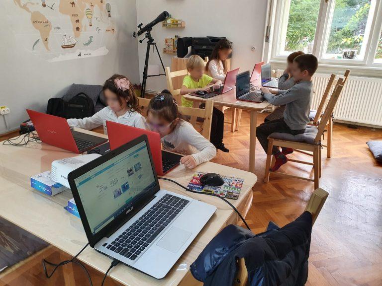 curs-programare-copii-demonstrativ-cu-iotesa-kids-la-cuib-after-school-timisoara1