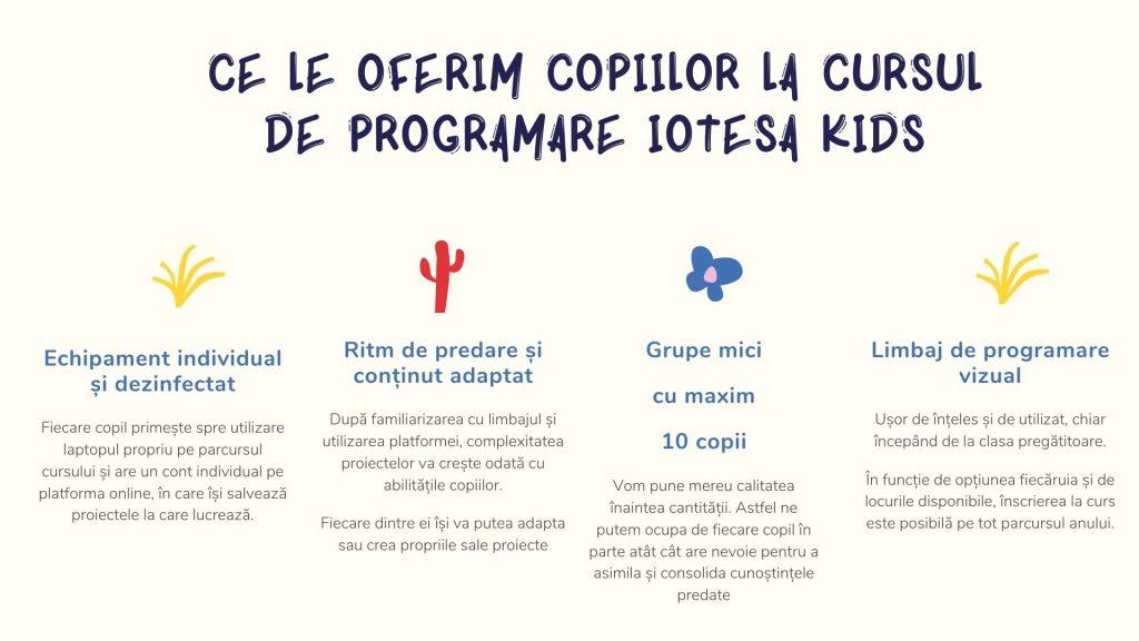 Curs programare copii cu Iotesa Kids la Exploratorii Cunoașterii Timișoara - Animalut virtual7