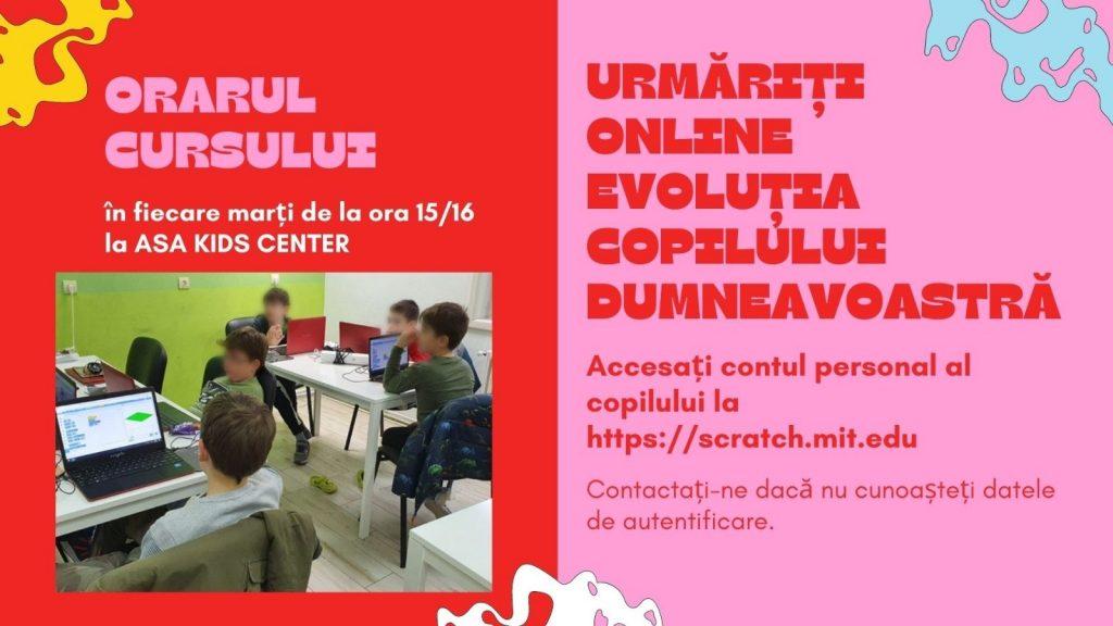 CURS PROGRAMARE COPII CU IOTESA KIDS LA AFTER SCHOOL ADVENTURES TIMIȘOARA - EXTENSIA STILOU7