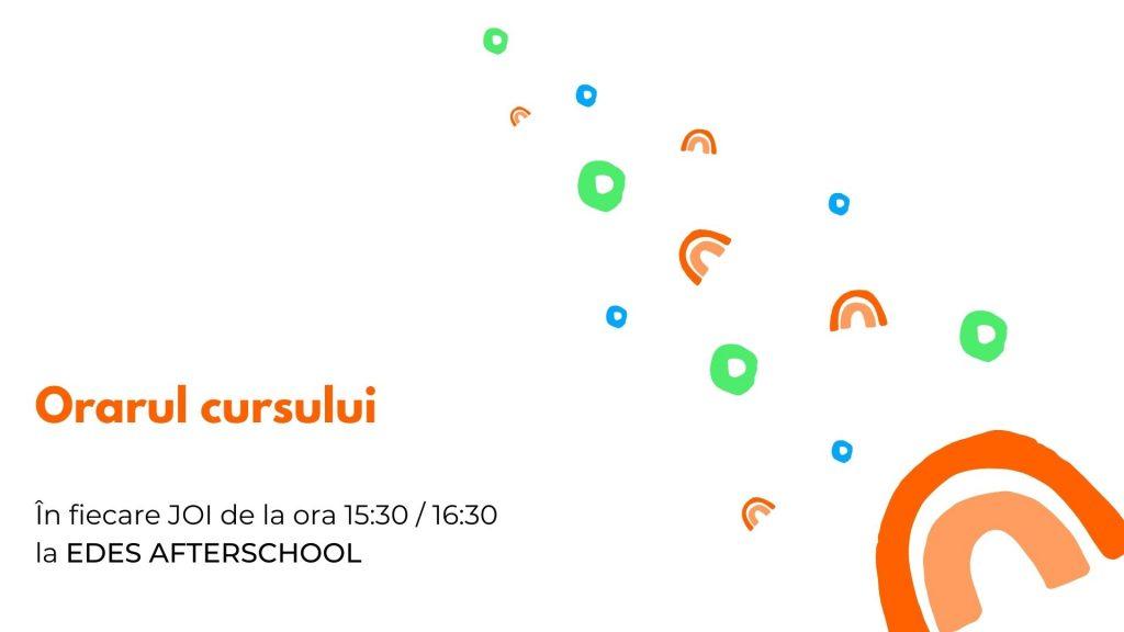 Curs programare copii cu Iotesa Kids la Edes After School Timișoara - Trenulețul multicolor6