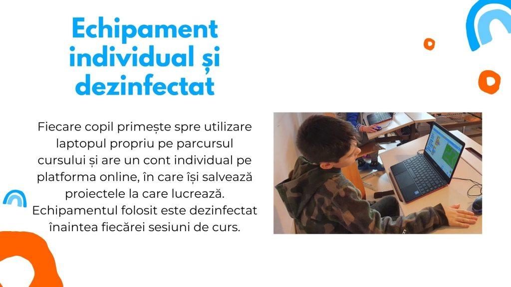 Curs programare copii cu Iotesa Kids la Edes After School Timișoara - Trenulețul multicolor4